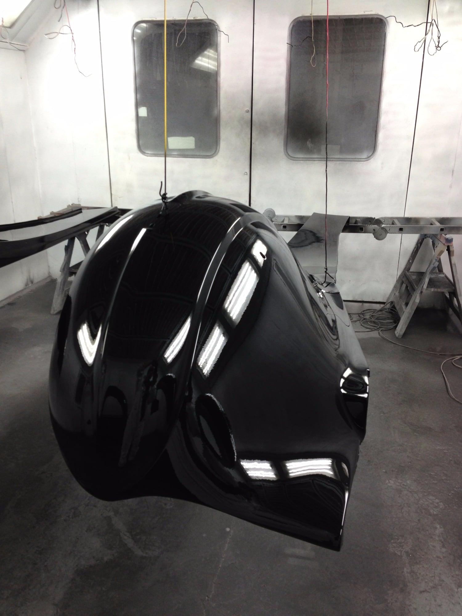 Rolls Royce Wraith - black pps