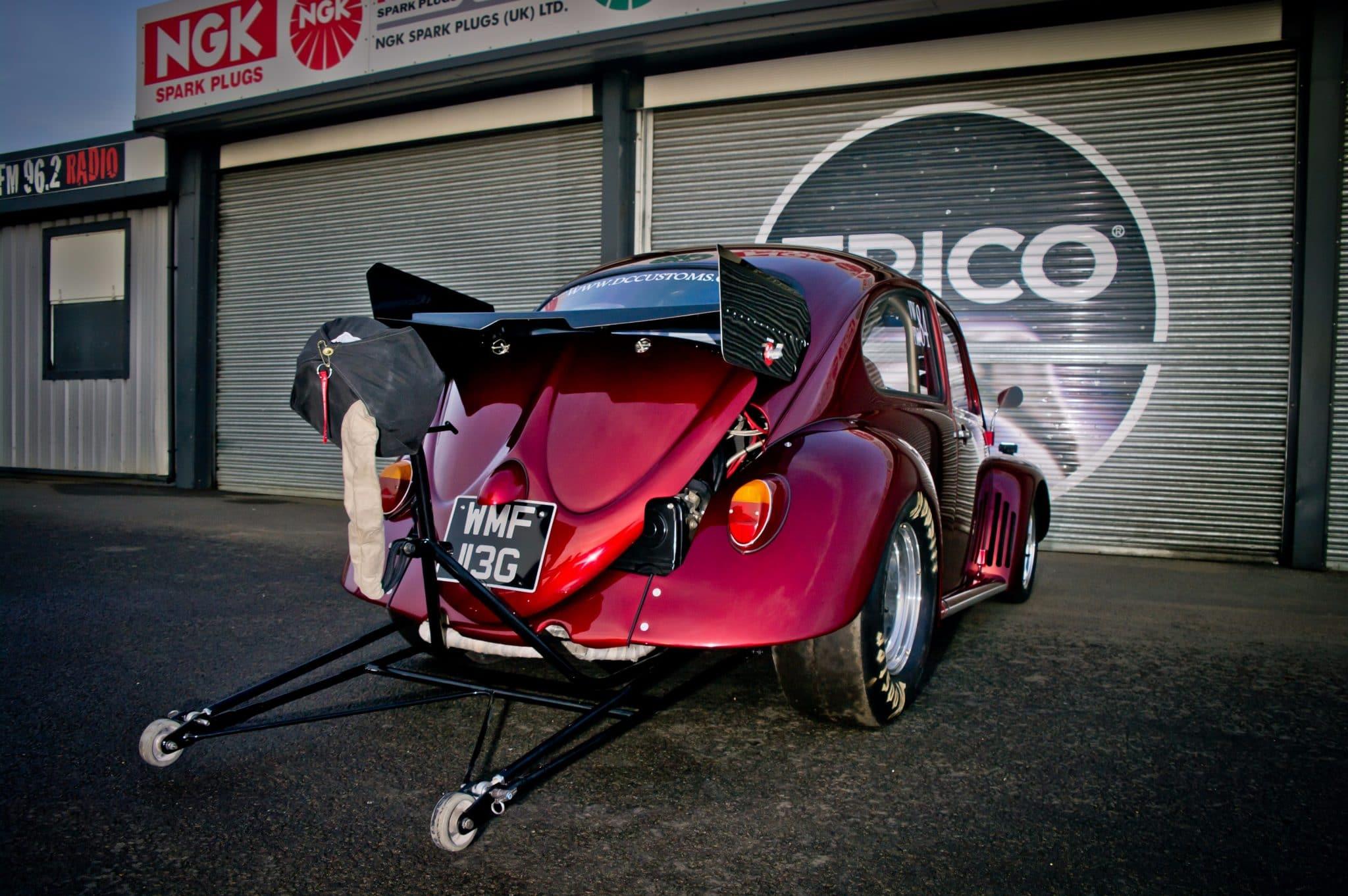 Beetle restoration DC Classics