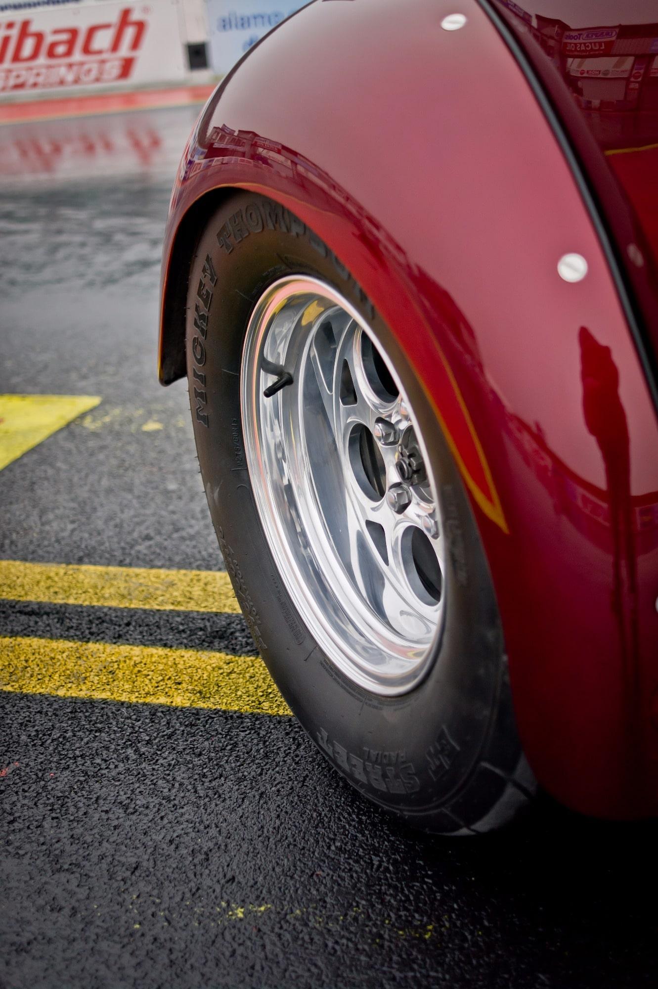 Beetle tyre