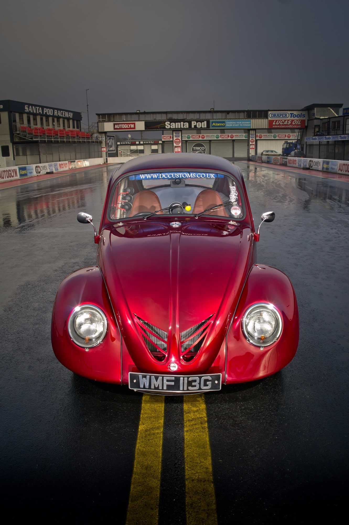 Beetle restoration on track