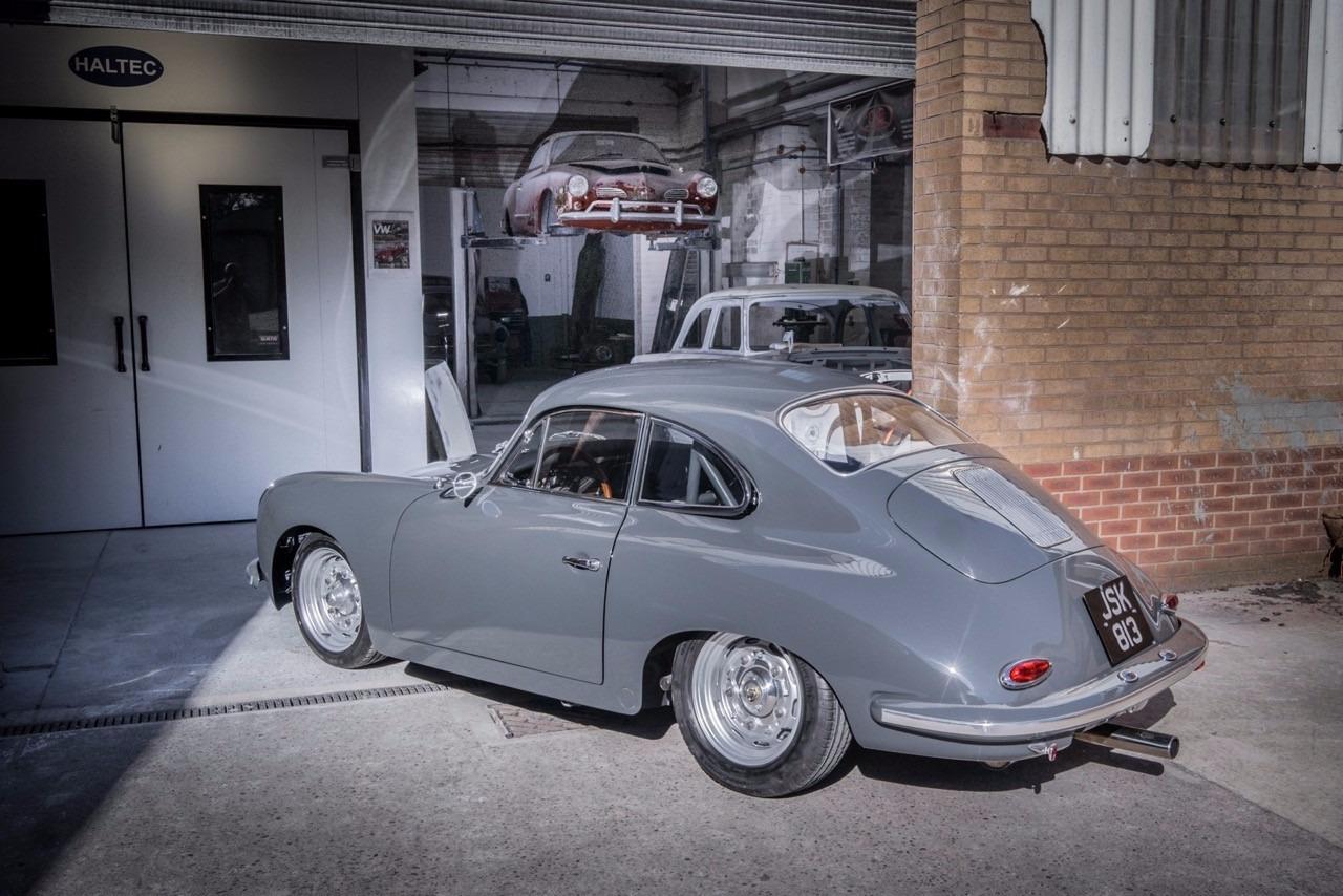 Porsche restoration DC Classics