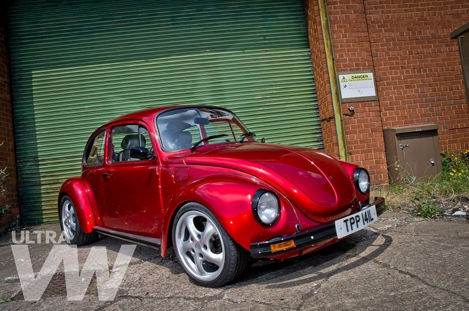 candle app red beetle ultra vw mag