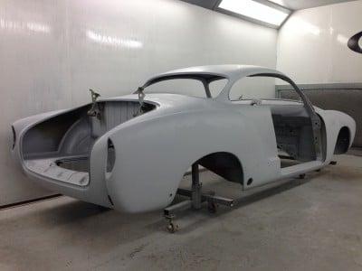 custom build ghia back view