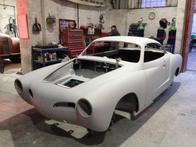 custom build ghia no wheels