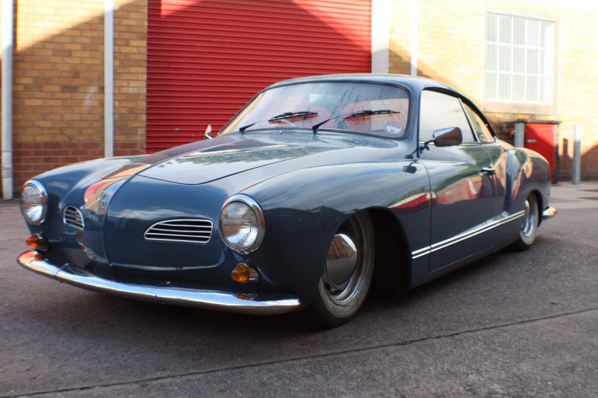 Karmann Ghia Air Suspension_1