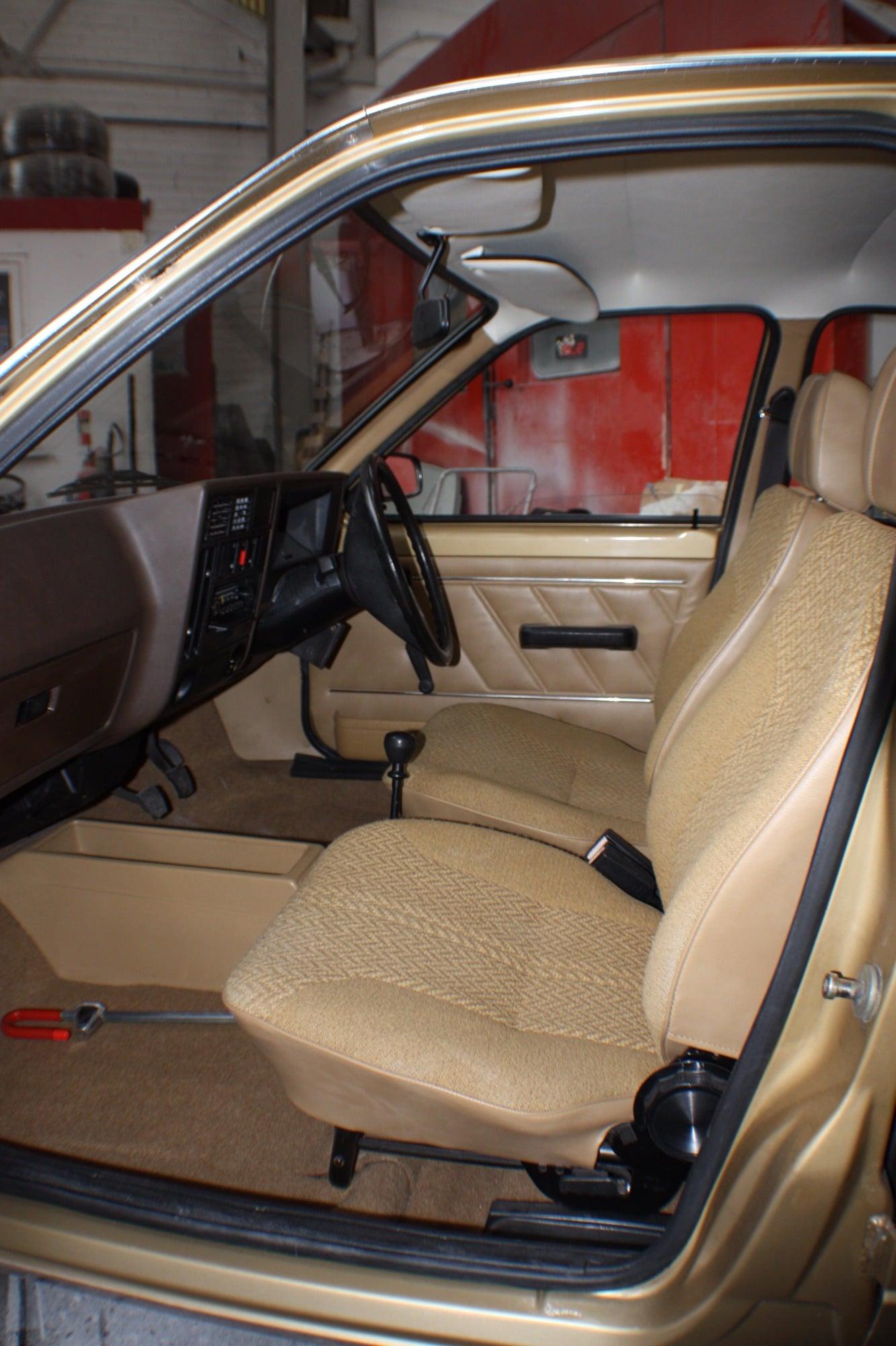 mk1 astra seats