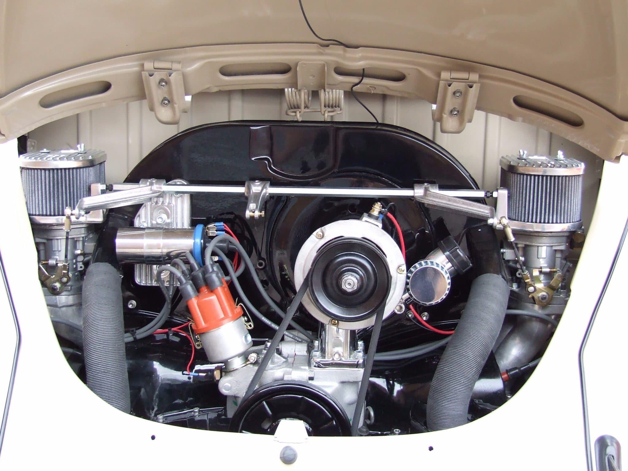 Savannah Beige Beetle engine
