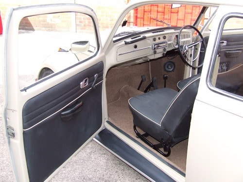 savannah beige beetle seats