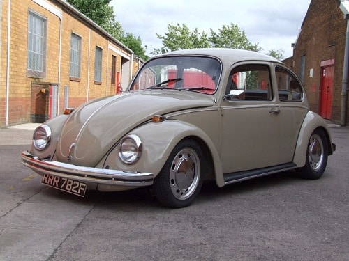 savannah beige beetle after restoration